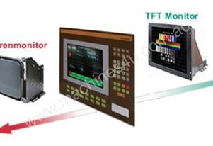 Replacement Monitors for CNC Controls