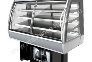 FPG 3CA18-CU-SD-I 3000 Series Controlled Ambient Integral Sliding Door Food Cabinet - 1800mm