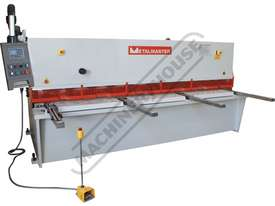 HG-4006 Hydraulic NC Guillotine 4000 x 6mm Mild St