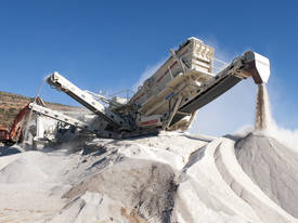 Metso ST620 - Mobile Screen - picture1' - Click to enlarge