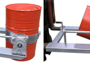 Drum Rotator (Forward & Extended) with Handle Rota