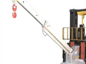 Tilt Jib Long Jib Attachment 2500Kg SWL - picture0' - Click to enlarge