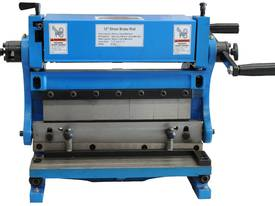 3 in 1 Sheet Metal Working Machine 305mm