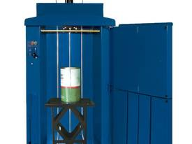 WastePac 75 Cardboard Baler      - picture2' - Click to enlarge