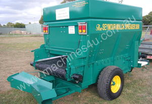 Seymour Rural Equipment Seymour 3650 Mulch Spreader