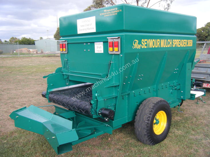 New Seymour Rural Equipment 3650 Spreader In Seymour Vic
