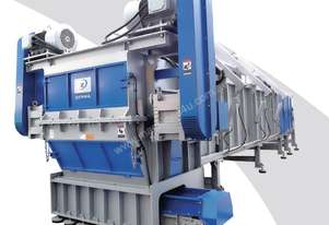 PIPE SHREDDER for PVC or PE up to 2000mmDIA