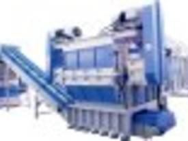 Shredders for Reclaim, For Pipe & Profile