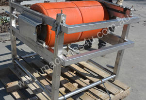 stainless conveyor end rollers and belt tensioners