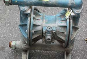 IST Blagdon double diaphragm pump 1