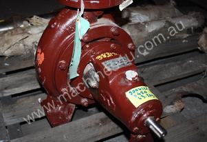 BTR VJR 65/20 Stainless chemical process pump
