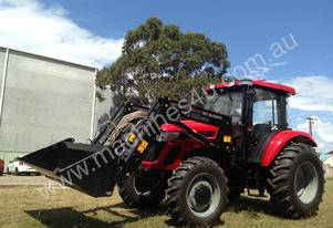 WHM 116HP 4WD Tractor with Front End Loader