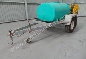 2009 Workmate 1000L Water Trailer