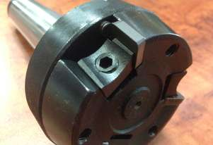 CLEARANCE SALE - Face Mill Cutter & Arbor MT3 75mm