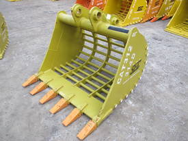 2017 SEC 12ton Sieve Bucket CAT312 - picture0' - Click to enlarge