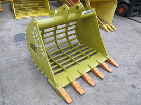 2017 SEC 12ton Sieve Bucket CAT312 - picture3' - Click to enlarge