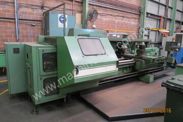 ** READY FOR DELIVERY **   RYAZAN CNC LATHE MODEL16M30F3