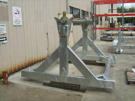 REDMOND GARY 14 Tonne Cable Drum Stand - picture3' - Click to enlarge