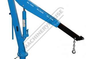 TCS-907 Swivel Crane -Truck or Ute  900kg Lifting Capacity 360° working angle