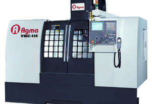 AGMA VMC-115 VERTICAL MACHINING CENTRE