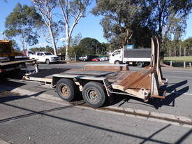 10ton ATM tandem plant trailer , gal - picture2' - Click to enlarge