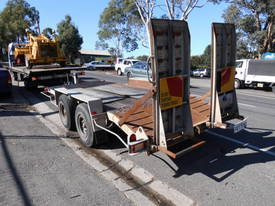 10ton ATM tandem plant trailer , gal - picture3' - Click to enlarge