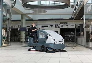 Nilfisk Combination Sweeper Scrubber CS7000