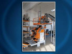 Vertical Form Fill Sealer: 2000 bag per hour -A88  - picture0' - Click to enlarge