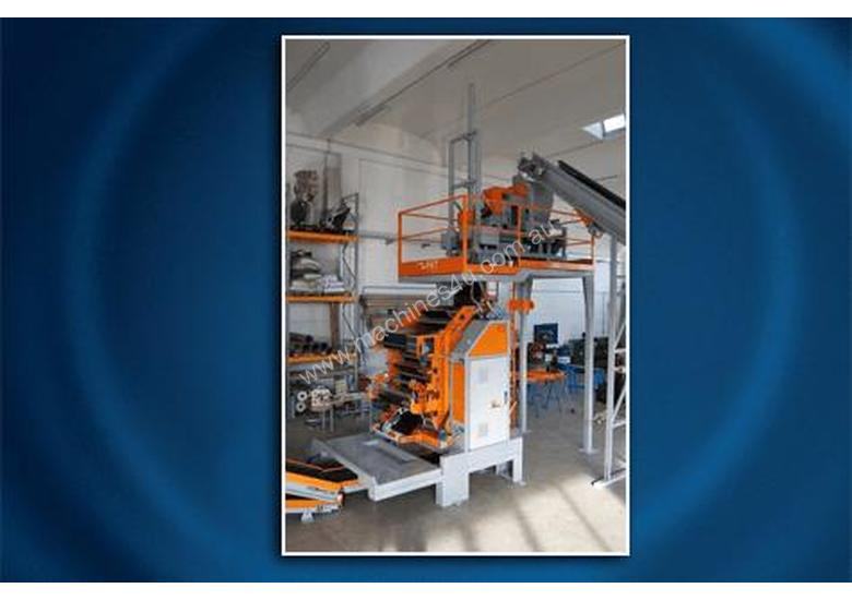 Vertical Form Fill Sealer: 2000 bag per hour -A88