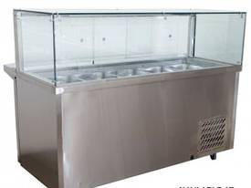 Anvil Aire NBJ2400 Noodle Bar Fridge - 2400mm