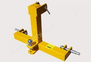 TRAILER TOW HITCH 3PL TOW BALL ATTACHMENT