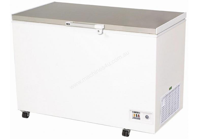 Bromic CF0300FTSS - Flat Top Stainless Steel Chest Freezer - 296L