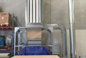 eCono 8000 Powerful Self Cleaning Dust Collector