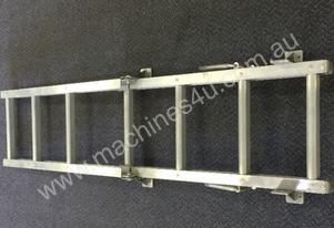 Alloy Door and Ladder for grain tipper (Seperate)