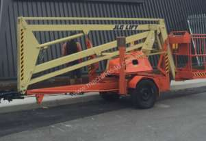 EWP Cherry picker JLG k12 certification to 2024