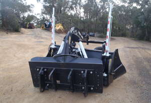 Grader Attachment Tru Grade Mega Level Laser Leveller