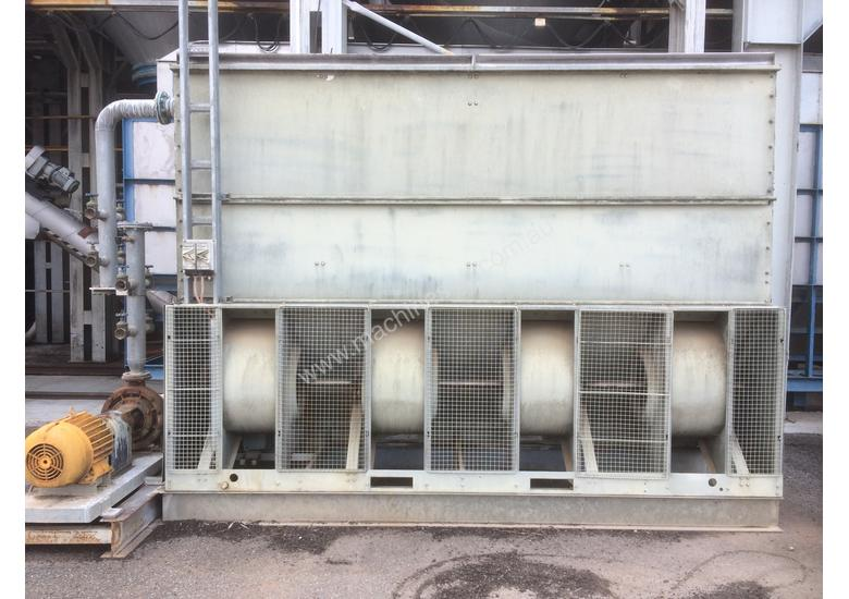 Used Baltimore Aircoil Bac Water Cooling Tower Vxt 135