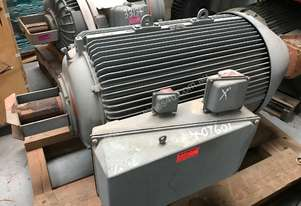 280 kw 375 hp 8 pole 415 volt IP66 AC Electric Motor