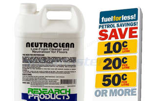 Research Products Oates Chemical Neutraclean 5L