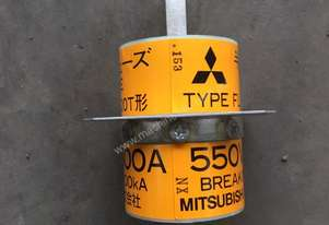 Mitsubishi Fast Acting Fuse 500A Industrial Fuse