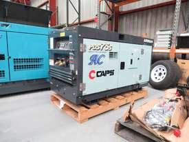 AIRMAN PDS75SC-5C1 75cfm Portable Diesel Air Compressor w/ Aftercooler - picture2' - Click to enlarge