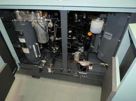 AIRMAN PDS75SC-5C1 75cfm Portable Diesel Air Compressor w/ Aftercooler - picture7' - Click to enlarge