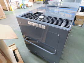 AIRMAN PDS75SC-5C1 75cfm Portable Diesel Air Compressor w/ Aftercooler - picture11' - Click to enlarge
