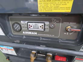AIRMAN PDS75SC-5C1 75cfm Portable Diesel Air Compressor w/ Aftercooler - picture13' - Click to enlarge