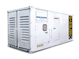 825 KVA DIESEL CONTAINERISED GENERATOR- 3 PHASE- 415V- CUMMINS / PERKINS ENGINE - picture0' - Click to enlarge