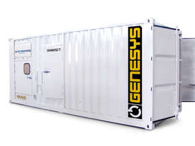 825 KVA DIESEL CONTAINERISED GENERATOR- 3 PHASE- 415V- CUMMINS / PERKINS ENGINE - picture2' - Click to enlarge