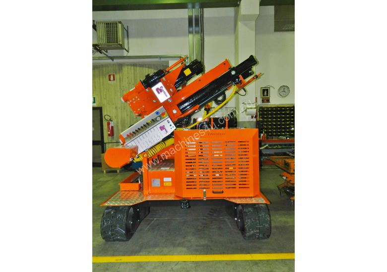 Pauselli Pile Driver