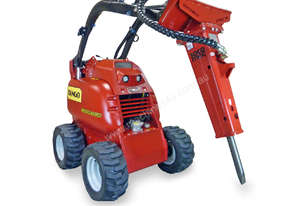 NEW : ROCK BREAKER DINGO KANGA MINI LOADER FOR HIRE