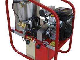BAR Petrol Engine Driven Hot Pressure Cleaner 3014P-BrE - picture0' - Click to enlarge
