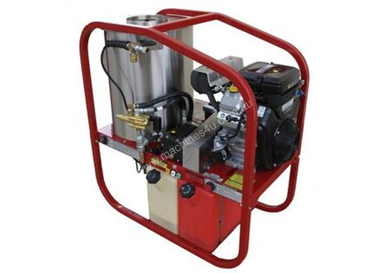 BAR Petrol Engine Driven Hot Pressure Cleaner 3014P-BrE